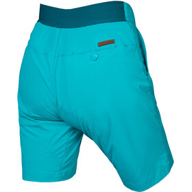 Endura Hummvee Lite Shorts Dames, pacific blue